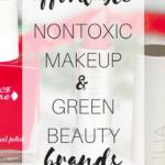 nontoxic makeup skincare