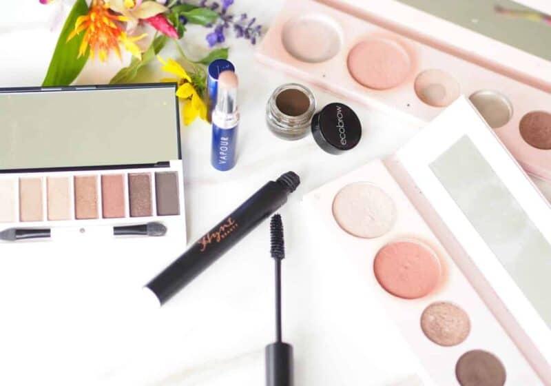 nontoxic makeup array