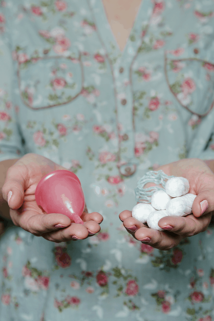 Nontoxic Period Products – Organic Tampons, Pads, Panties, & Menstrual Cups