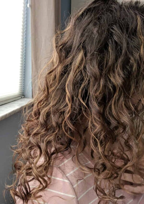 Curly Girl Method – Curly Hair Routine for 2B 2C 3A Hair