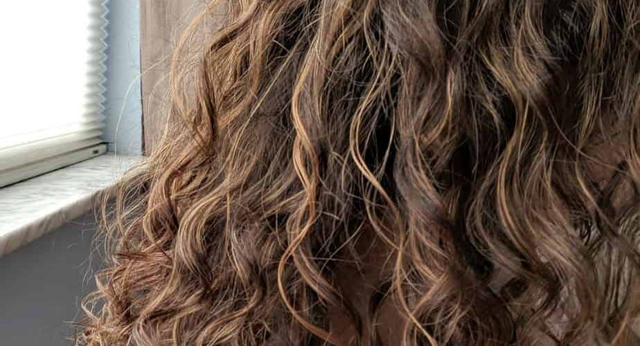 Curly Girl Method For 2b 2c 3a Hair Routine For Fine Curly