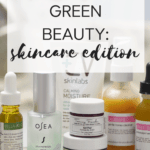 affordable green beauty