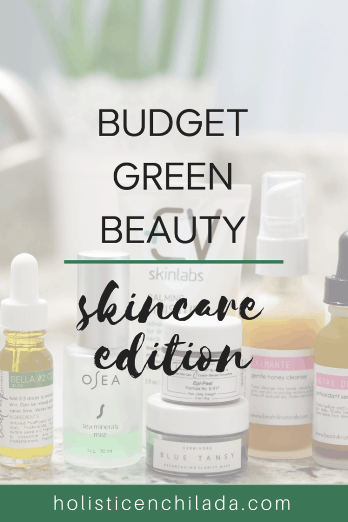 nontoxic skincare and makeup