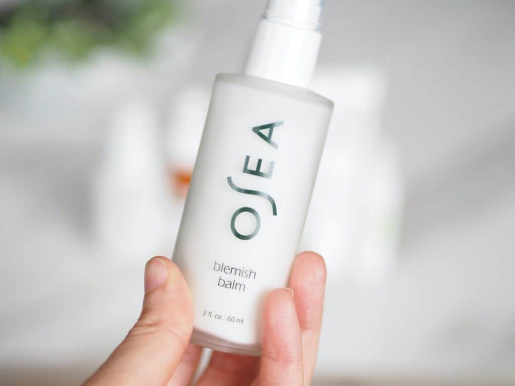 osea blemish balm review
