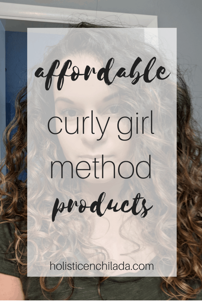 affordable curly girl method approved products