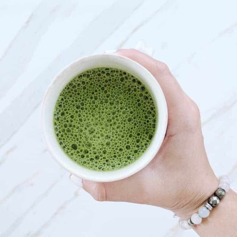Adagio Teas Review + Chocolate Matcha Latte Recipe