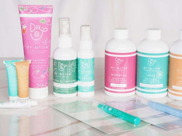 Oral Care Review: Clean and Green Pick: Dr. Brite Brand