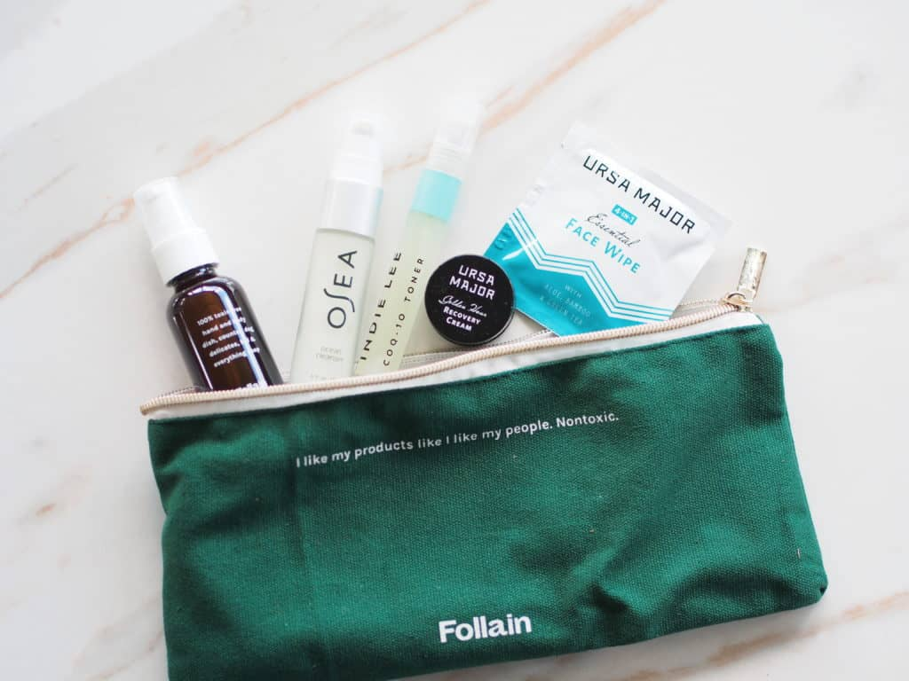 follain clean essentials kit