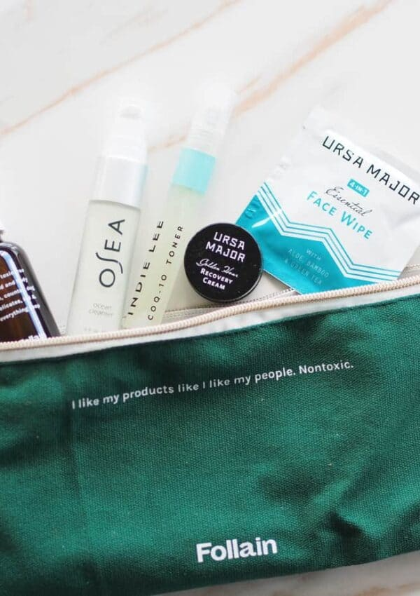 Budget Organic Skincare – Follain Clean Essentials Kit