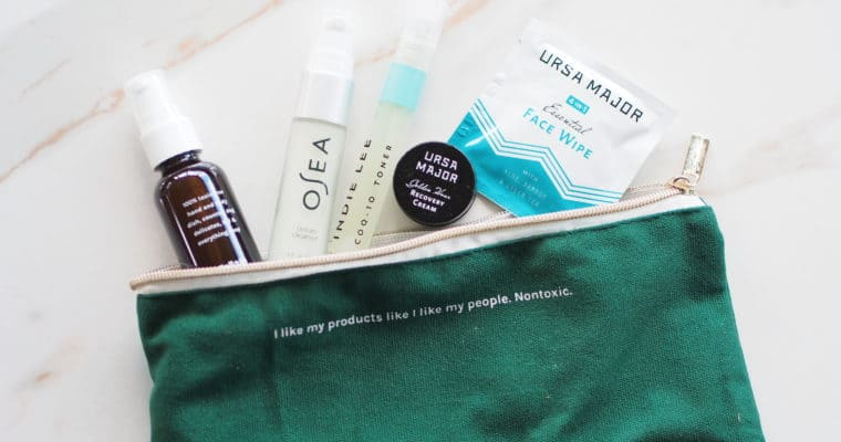 Budget Organic Skincare – Follain Clean Essentials Kit