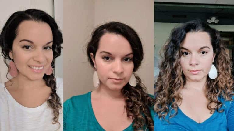 Quick & Easy Curly Hairstyles for Bad Hair Days