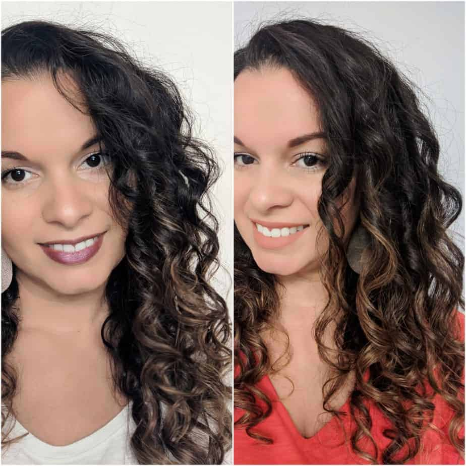 type 3 curls