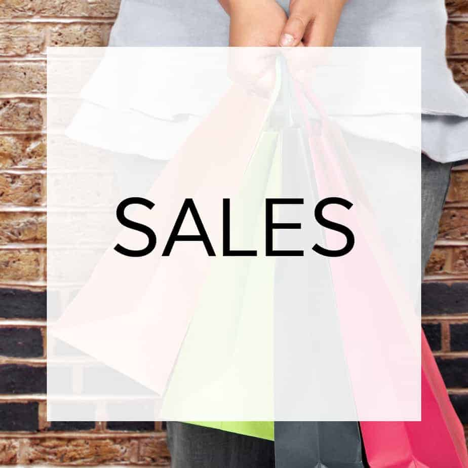 Easter and Earth Day Sales