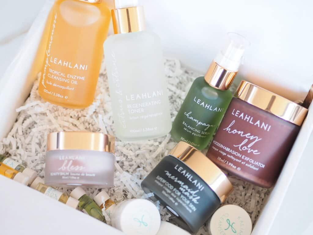 Leahlani Skincare review