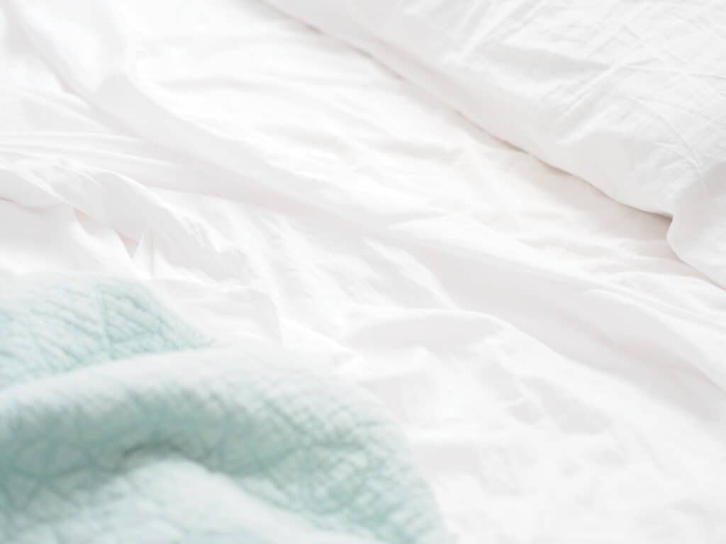 nontoxic bed sheets