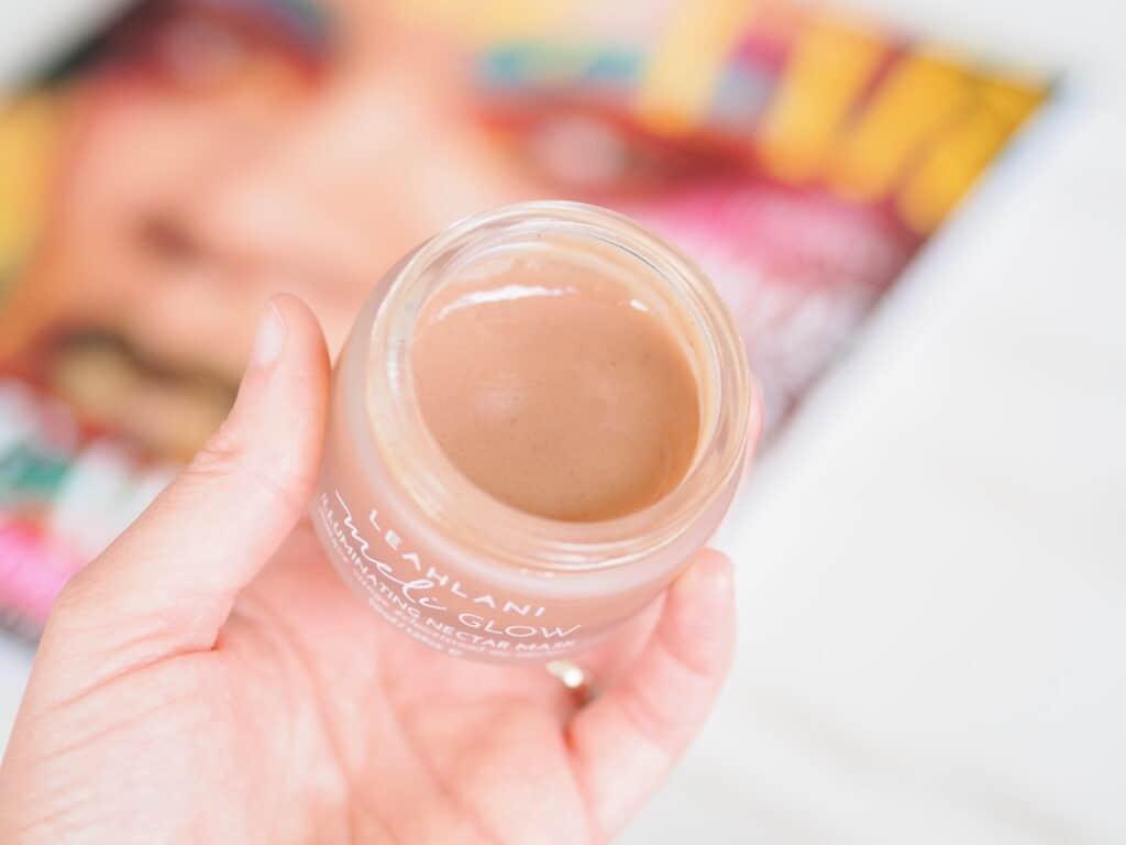 Leahlani Skincare Meli Glow review