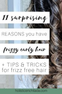 tips and tricks for frizz free curly hair