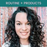 curly girl method routine 2b 2c 3a hair