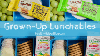 Grown-Up Lunchables [healthy + affordable] • Healthy Helper