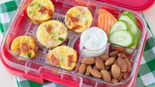 Non-sandwich School Lunch Ideas