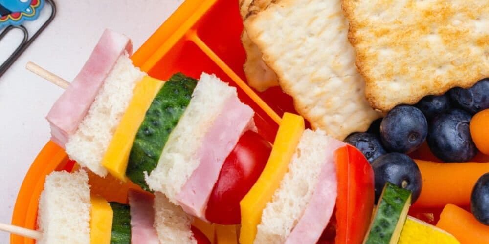 healthy lunch box ideas for every day