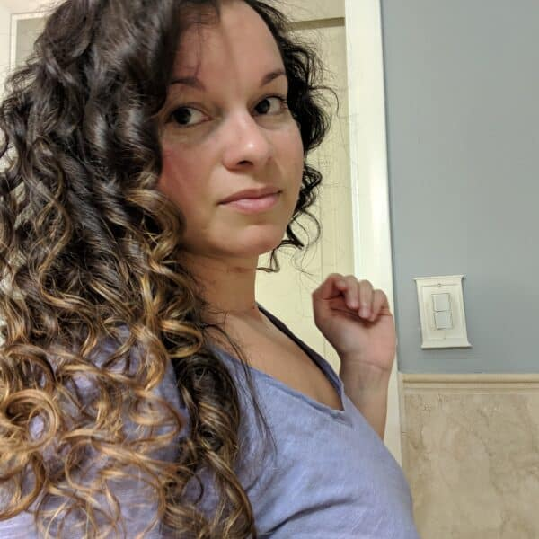 Rice Water Rinse for Curly Hair – Protein Treatment