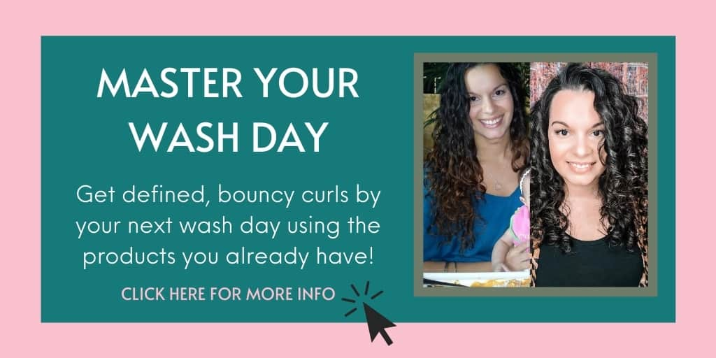 Master Your Wash Day curly hair course online
