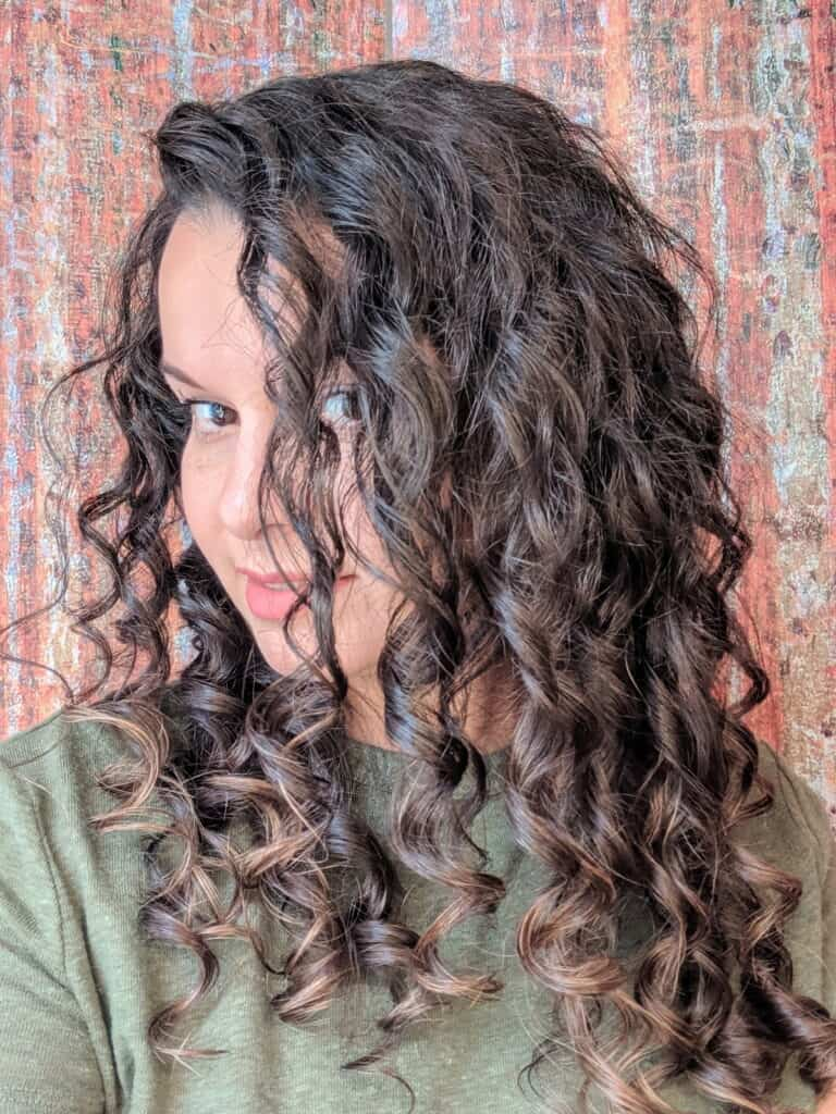 curly girl clarifying shampoo