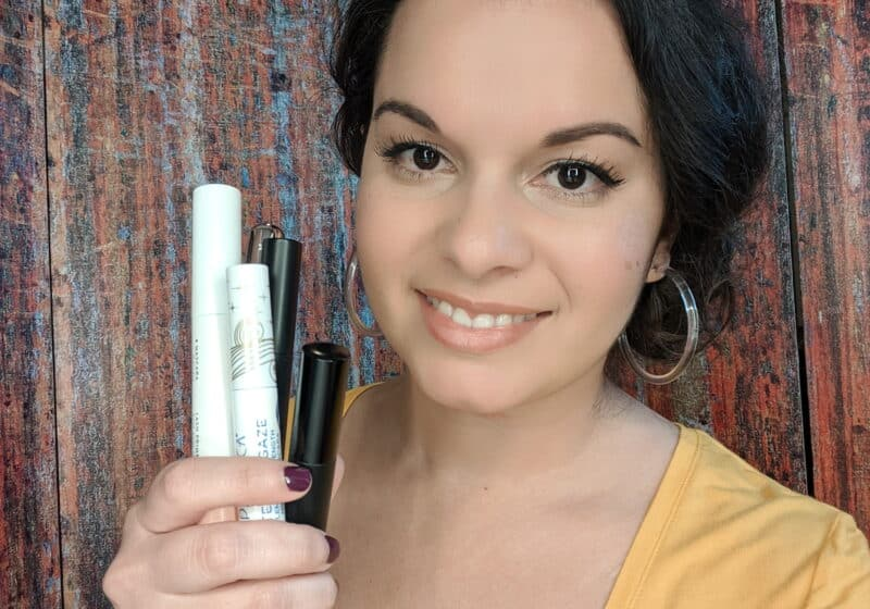 affordable natural and organic mascaras