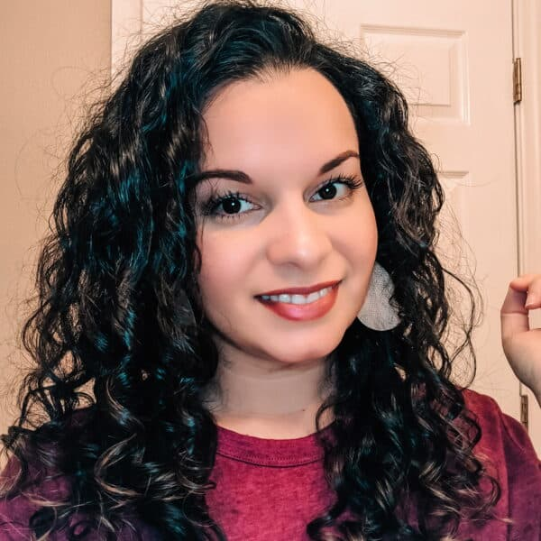 tips for fine curly hair