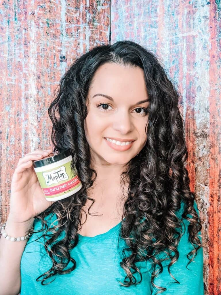 curly hair method products