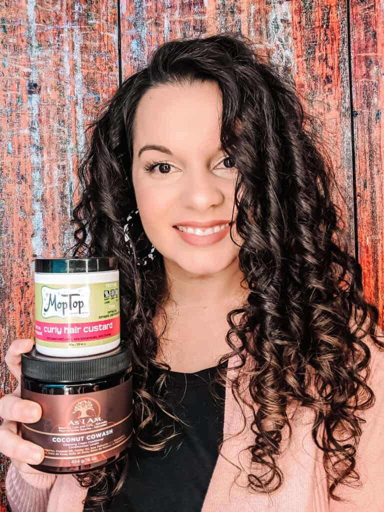 popular curly girl products