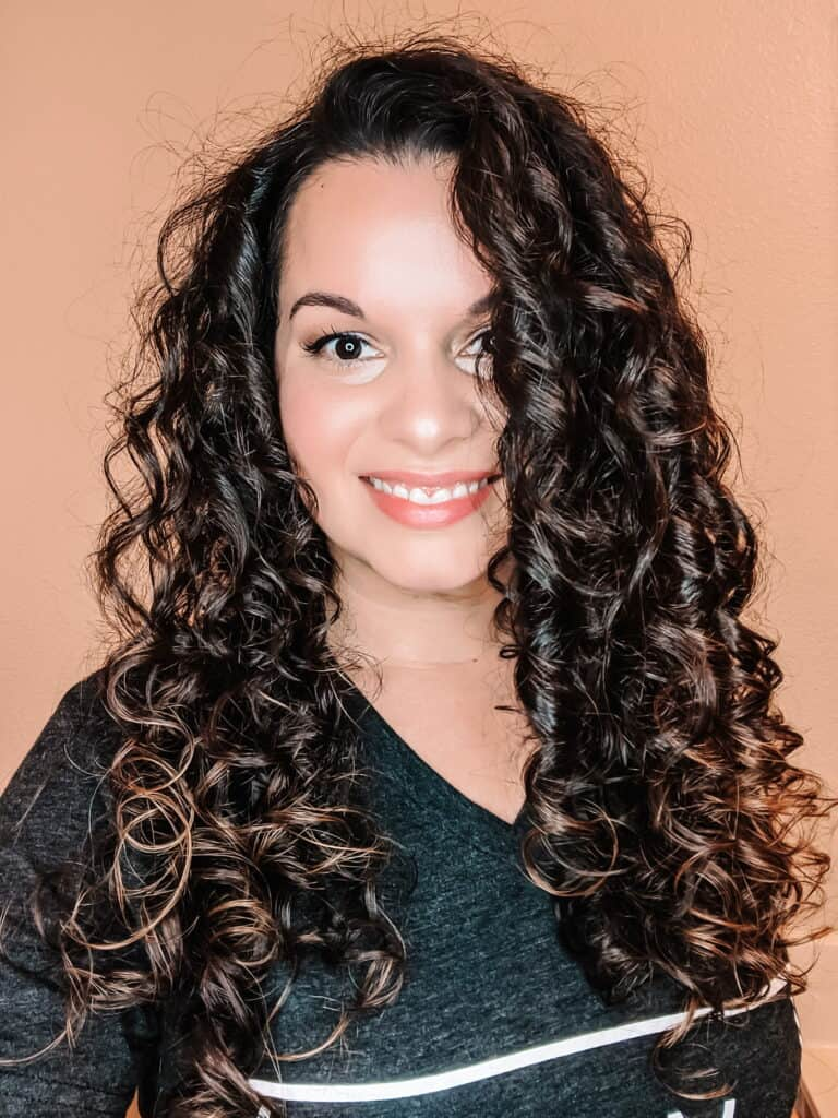 Mop Top review for thin 2c 3a curly hair