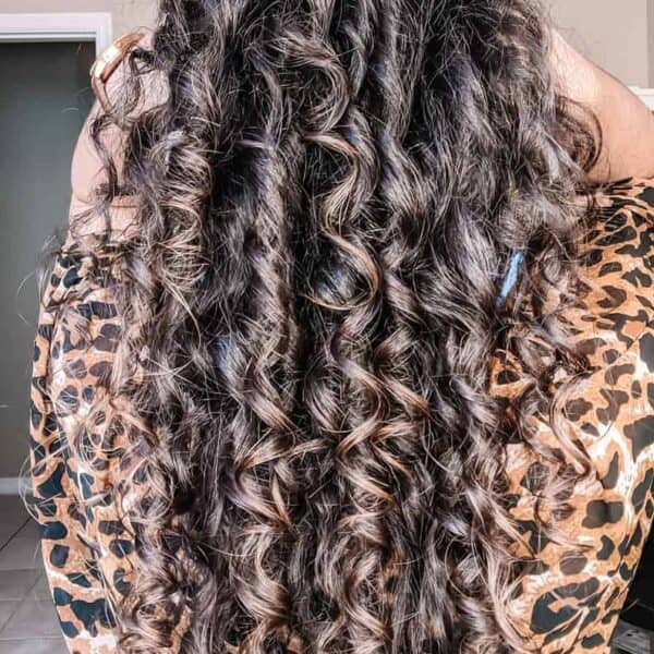 How To Repair Damaged Curly Hair