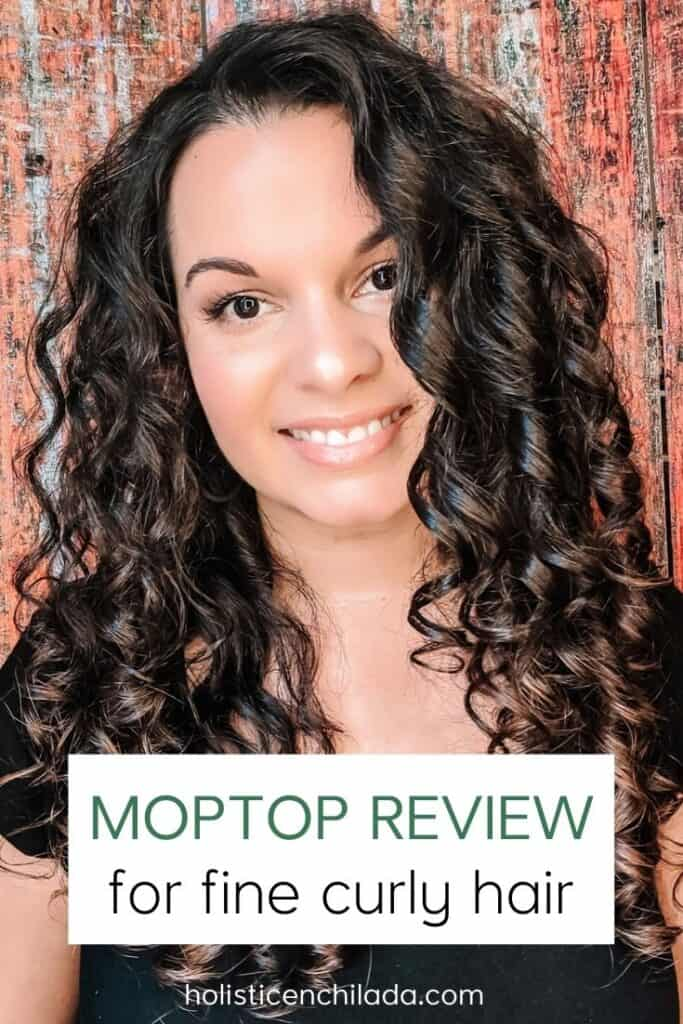 Mop Top hair products review