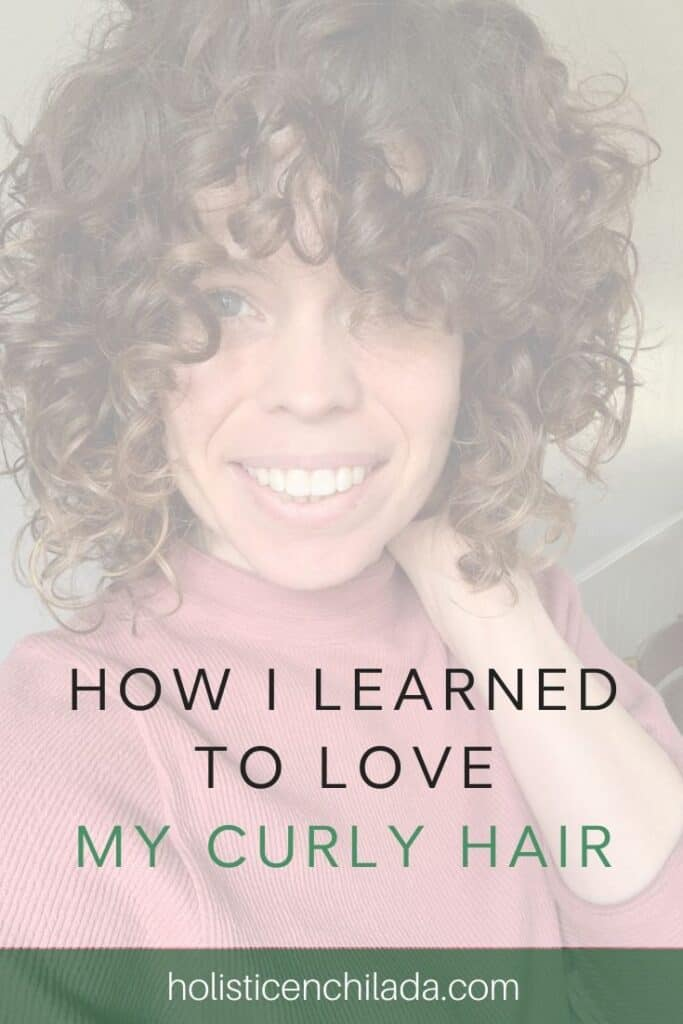 How I learned to love my curly hair bu curly colleen curly chronicles