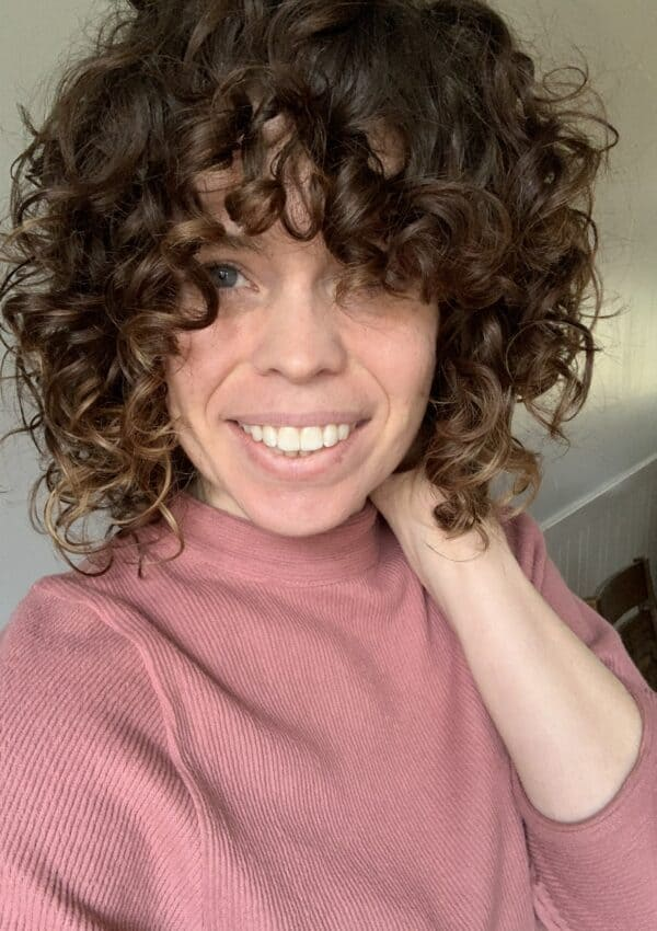 How I Learned To Love My Curly Hair With Curly Colleen