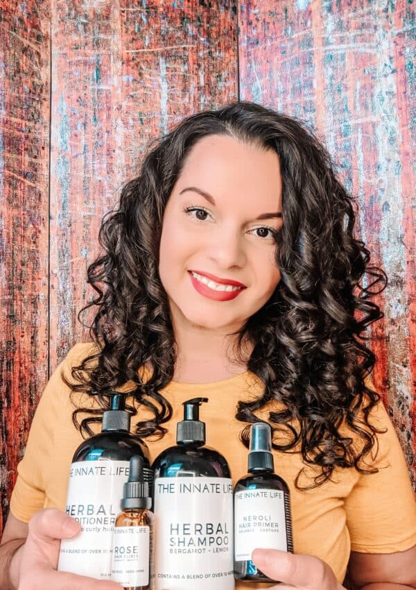 The Innate Life Review For Thin Curly Hair