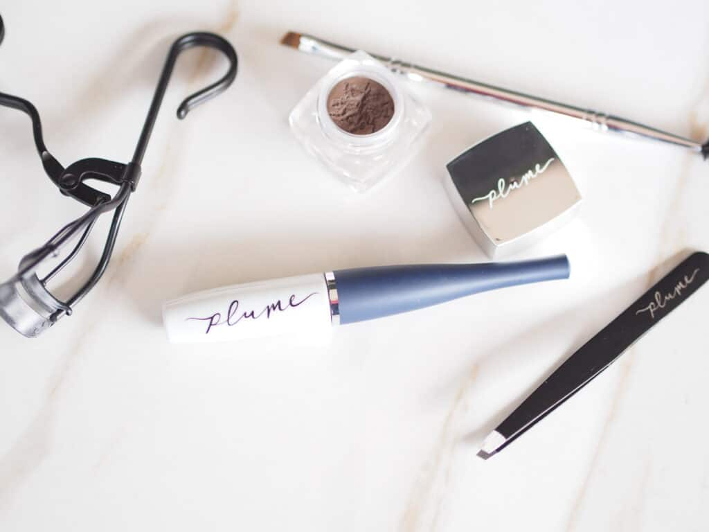 Plume lash and brow products