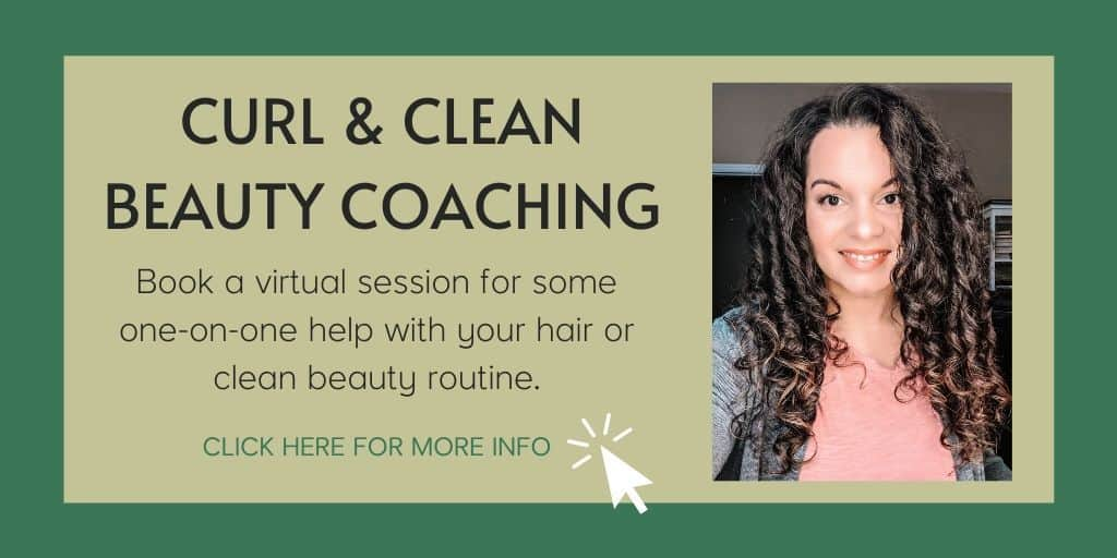curly girl method coach