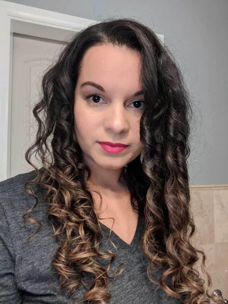 DIY Curl Refresher