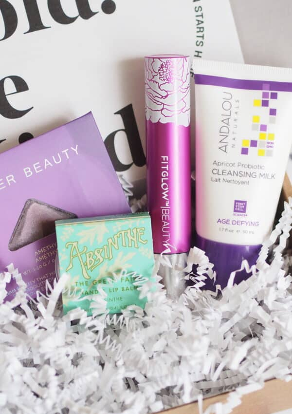 Petit Vour Beauty Box Review