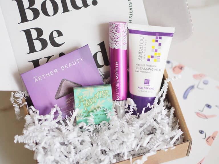 Petit Vour Beauty Box Review