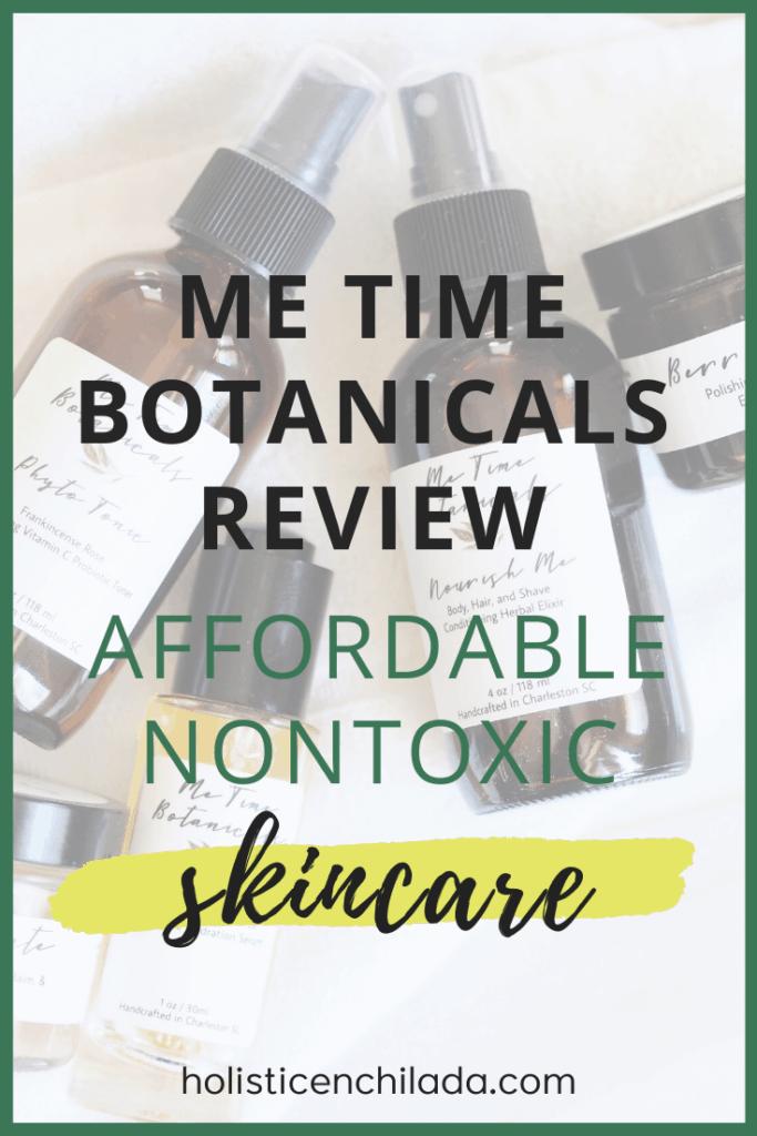 budget friendly organic skincare