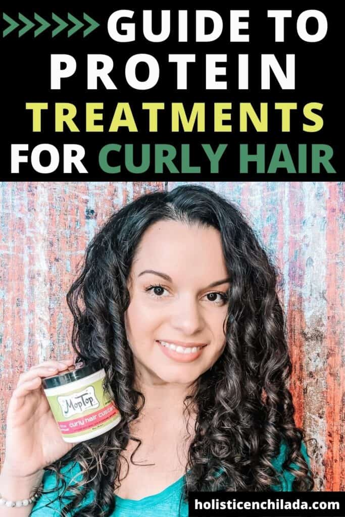 guide to protein treatments for curly hair