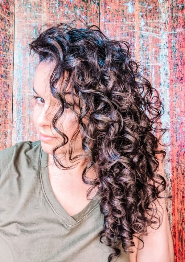 EVOLVh SmartCurl Review for 2C 3A Curly Hair – Curly Girl Method