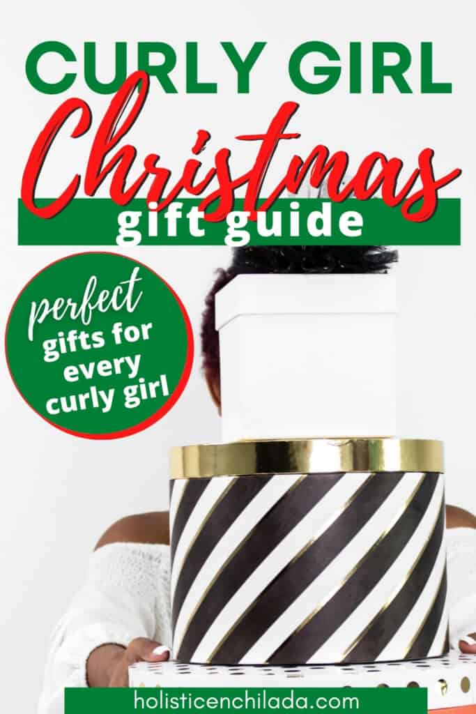 Curly girls Christmas gift guide