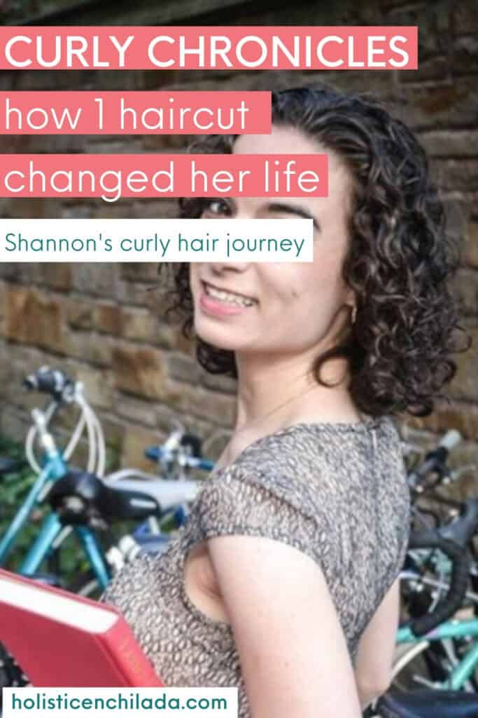 Shannon shares her story on embracing her naturally curly, thick, low porosity hair and how 1 haircut changed her life.
