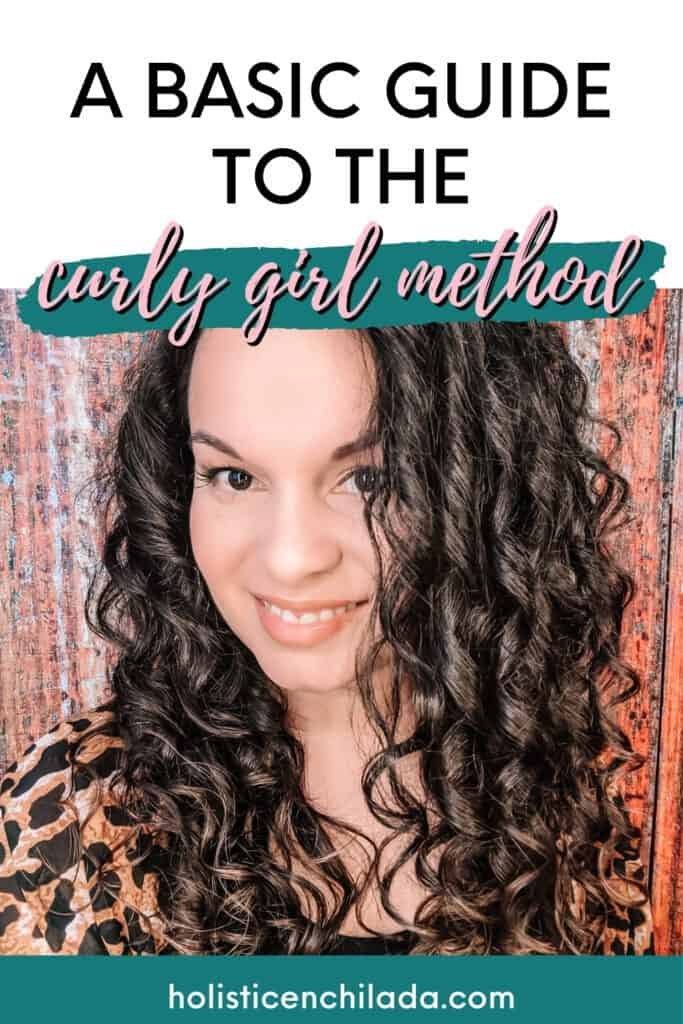 curly girl method guide for beginners