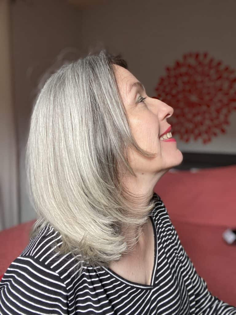 Going Gray Tips With Katie Emery of Katie Goes Platinum